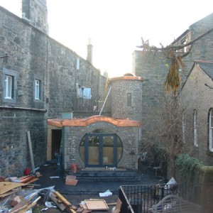 Edinburgh Copper Roofing
