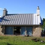 Zinc Roof Architect: Ben Tindall