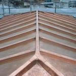 Ridge of Hipped Roof