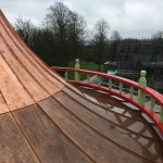 Copper Bandstand Roof