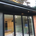 Zinc Roof & Flat Welt Cladding