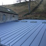 Grove Mill - Flat Zinc Roof