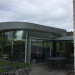 Slackwood Farm - Zinc Roof & Fascias