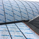 Barrel Vaulted Roof