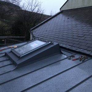 Extension with Skylight