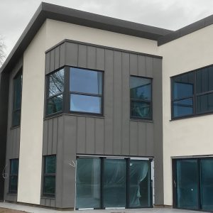 Roofing & Cladding - GreenCoat & Zinc