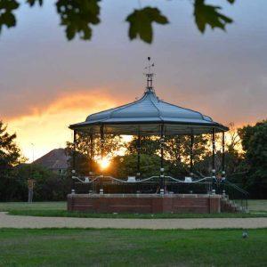Boultham Park Bandstand