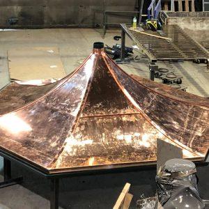 Gazebo - Classic Copper