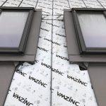 Roof and Skylights - VM Zinc Quartz Plus