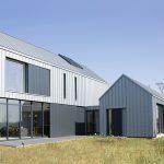 Roofing - Rheinzink blue-grey