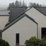 Roof and Guttering - VM Zinc Quartz Plus