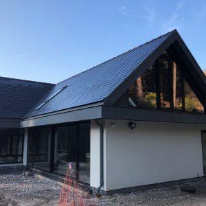 Afonwen Side Roof