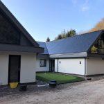 Afonwen Roof