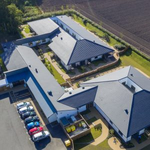 VM Zinc Pigmento Blue - Roofing & Cladding