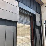 VM Zinc Anthra Plus - Cladding to Doorway Surround