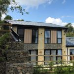 GreenCoat Roof - Anthracite