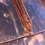 Classic Copper Roof and Ridge